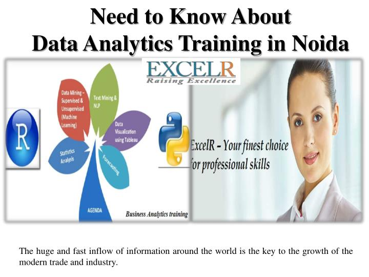 need to know about data analytics training n.