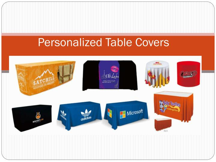 personalized table covers n.