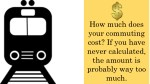 how much does your commuting cost if you have