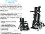 standing wheelchair power kp 80 the ergo stand