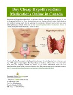 buy cheap hypothyroidism medications online