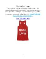 the hoop love design