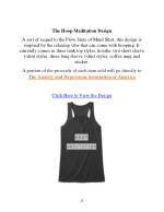 the hoop meditation design