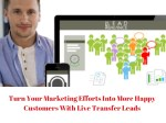 turn your marketing efforts into more happy