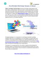 91 9460323232 hire affordable web design company