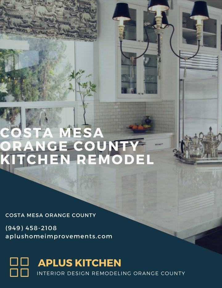 costa mesa orange county kitchen remodel n.