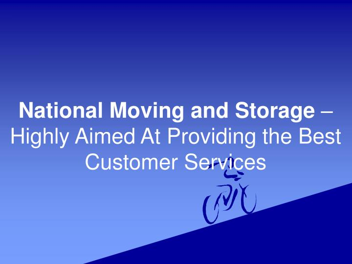 national moving and storage highly aimed n.