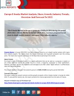 europe e books market analysis share growth