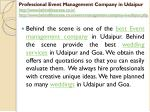 professional event management company in udaipur 1