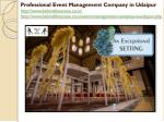 professional event management company in udaipur 4