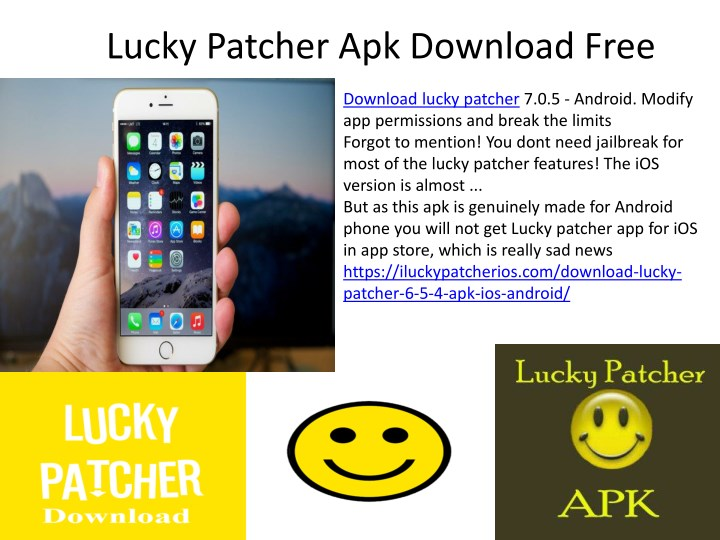 lucky patcher apk download free n.