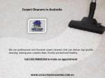 carpet cleaners in australia 1