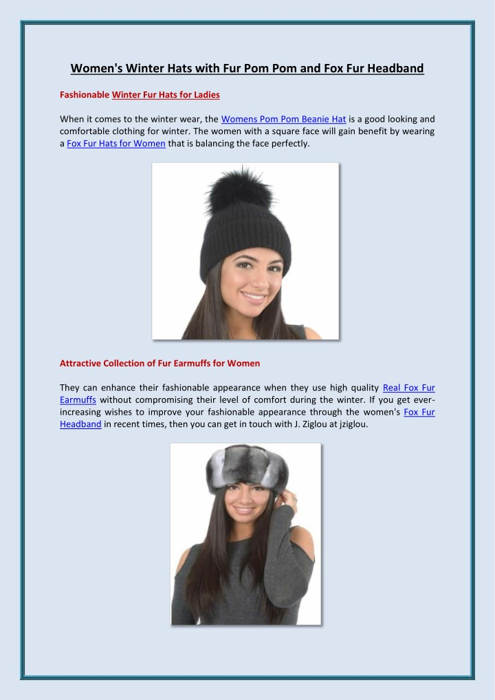 women s winter hats with n.
