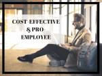 cost effective pro employee