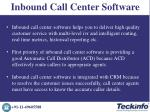 inbound call center software