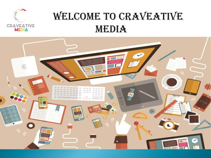 welcome to craveative media n.