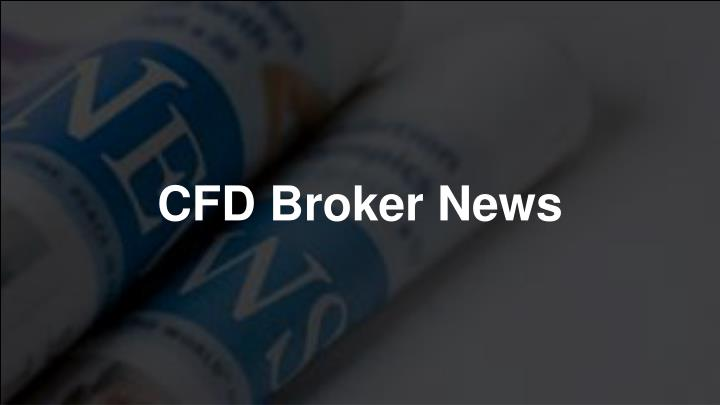 cfd broker news n.