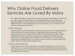 why online food delivery services are loved 1