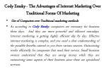 cody emsky the advantages of internet marketing over traditional forms of marketing 2