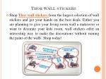 thor wall stickers