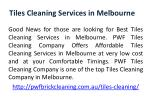 tiles cleaning services in melbourne 1