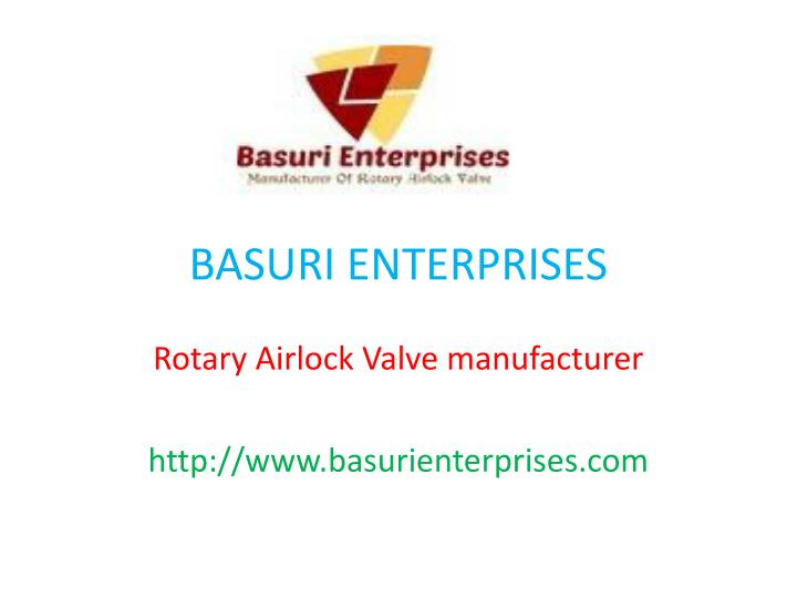 basuri enterprises n.