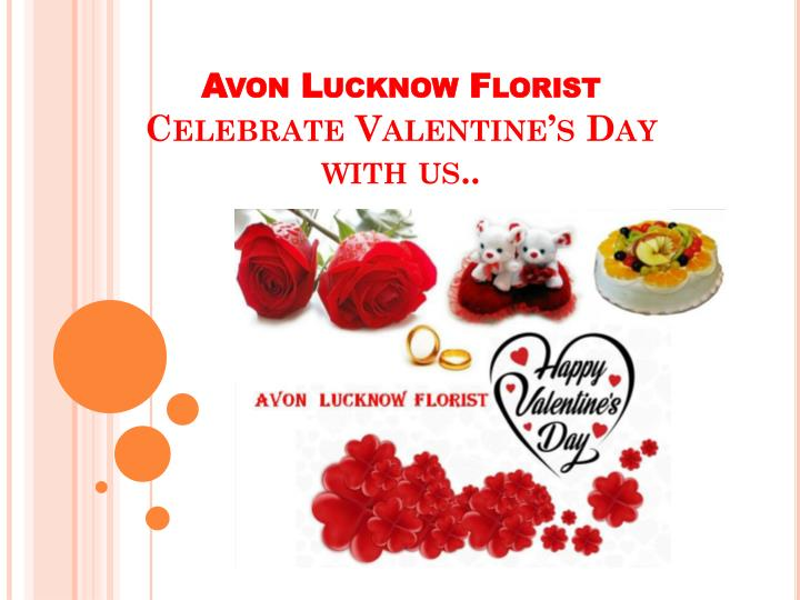 avon lucknow florist celebrate valentine s day with us n.