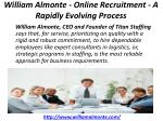 william almonte online recruitment a rapidly evolving process 5