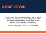 about vipvan