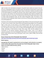 light on market vision and detailed investigation
