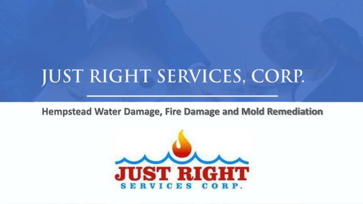 just right services corp n.