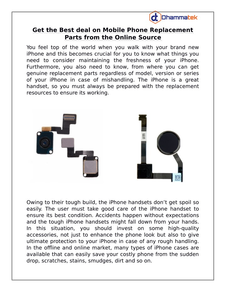 get the best deal on mobile phone replacement n.