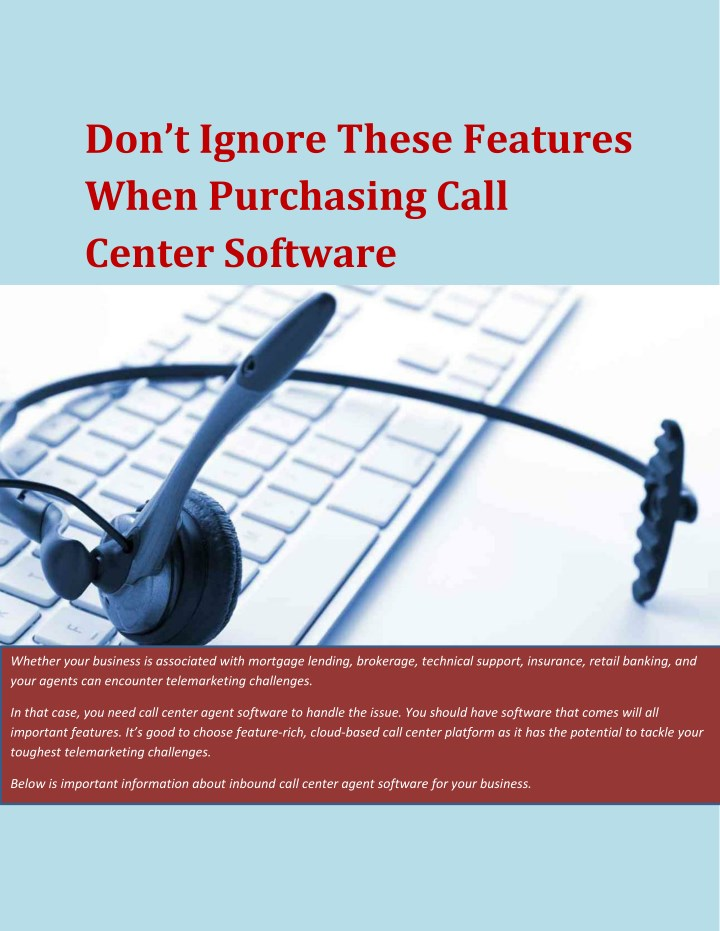 don t ignore these features when purchasing call n.