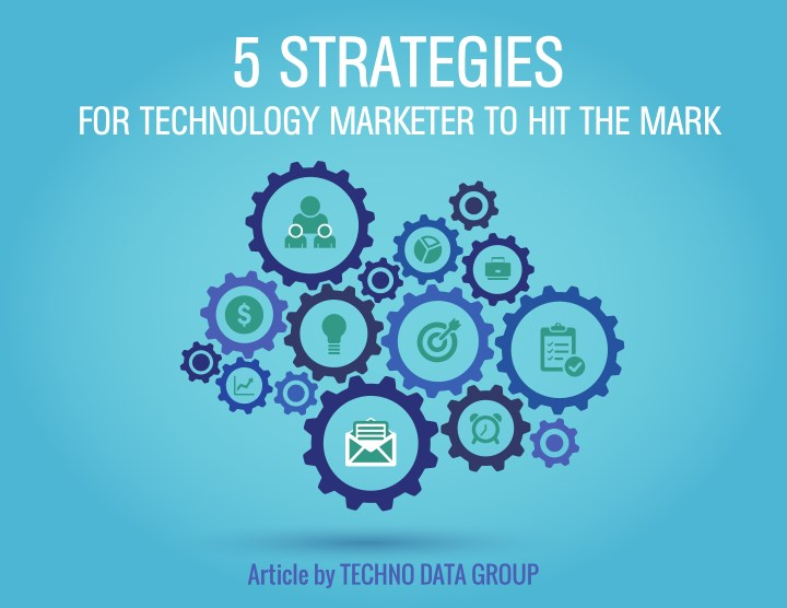 5 strategies for technology marketer n.