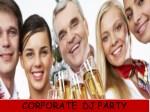 corporate dj party