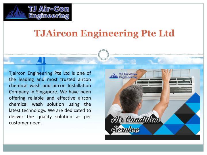 tjaircon engineering pte ltd n.
