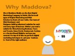 we at maddova media are the best digital