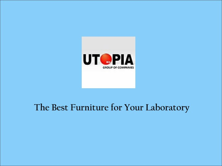 the best furniture for your laboratory n.