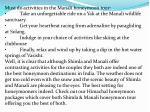 must do activities in the manali honeymoon tour