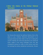 1 1 delve into history at the pullman national