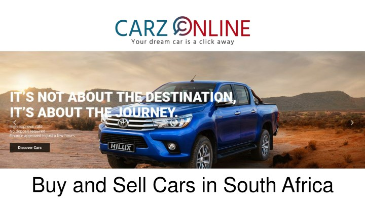 buy and sell cars in south africa n.