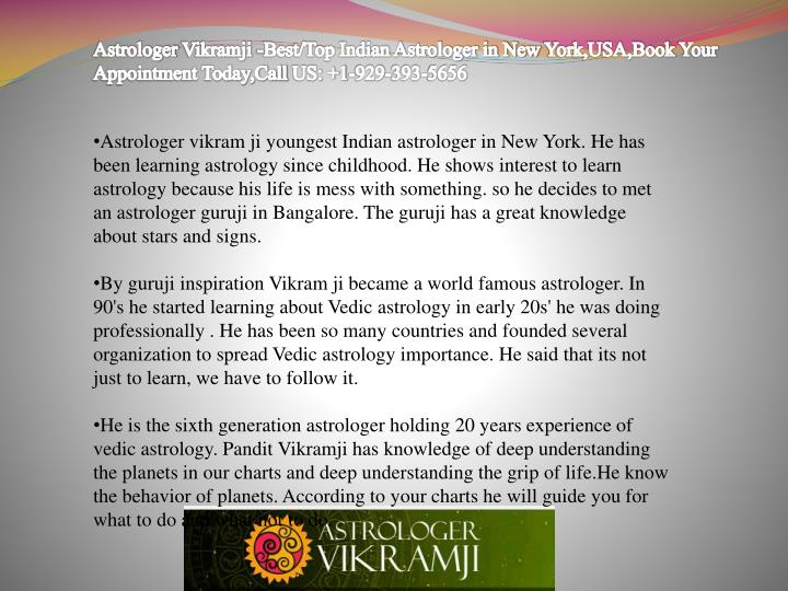 astrologer vikramji best top indian astrologer n.
