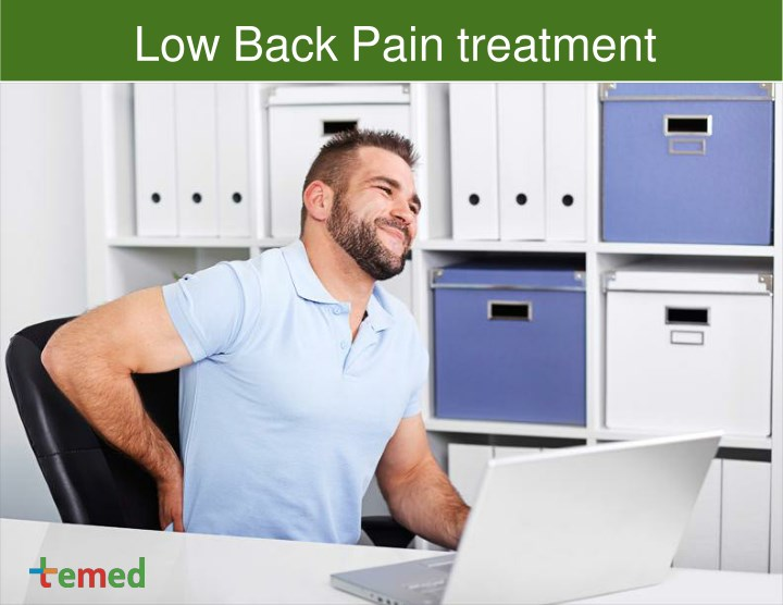 low back pain treatment n.