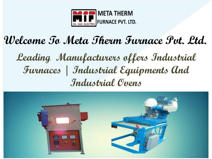 welcome to meta therm furnace pvt ltd n.