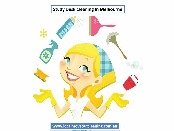 study desk cleaning in melbourne n.