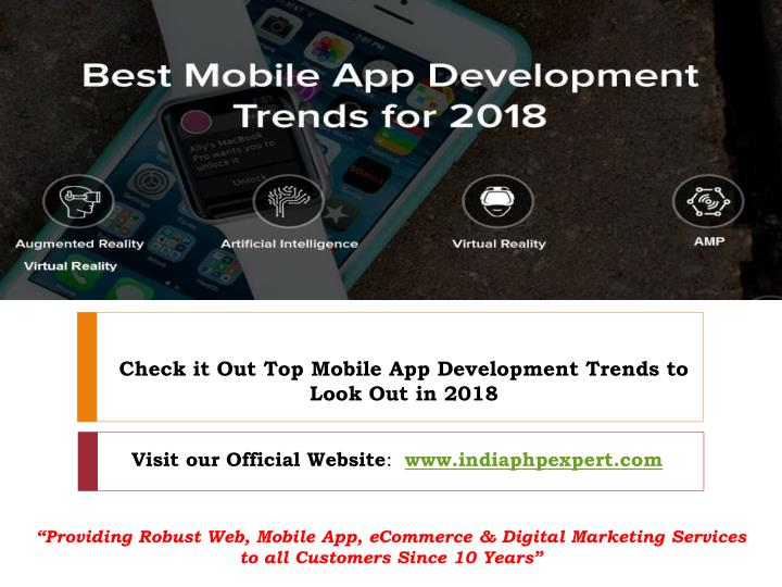 check it out top mobile app development trends n.