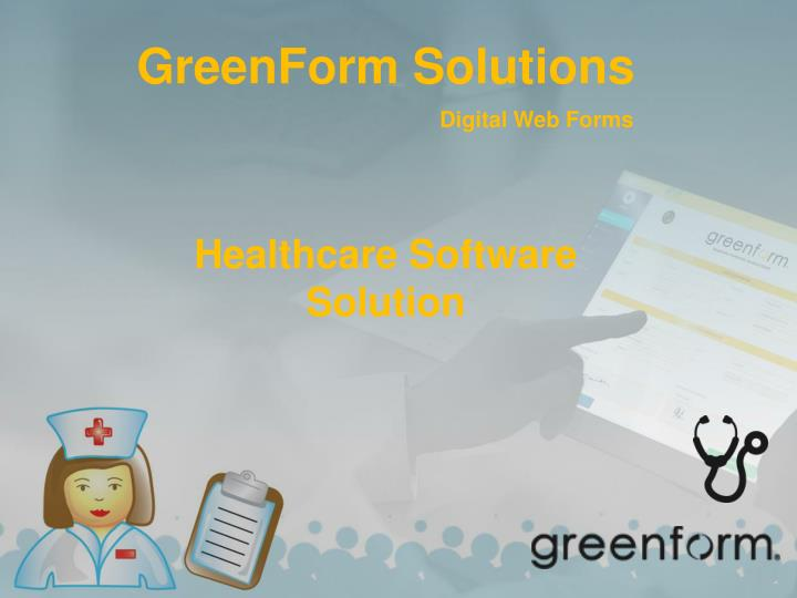 greenform solutions n.