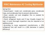 hvac maintenance ac cooling mythbuster 1