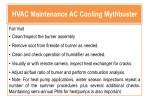 hvac maintenance ac cooling mythbuster
