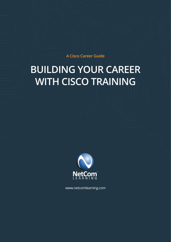 a cisco career guide n.